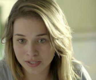 Direção muda o perfil da personagem de Laryssa Ayres em O Sétimo Guardião