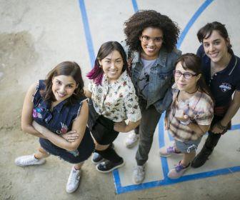 Equipe de Malhação: Viva a Diferença comemora indicação ao Emmy Internacional