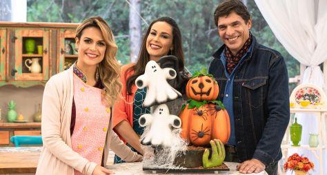 """Bake Off Brasil"" traz prova especial de Halloween neste sábado"