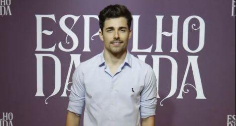 Estreante, Miguel Coelho será Jorge em Espelho da Vida