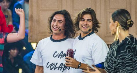 Amor & Sexo: Irmãos Vitti participam de programa sobre família