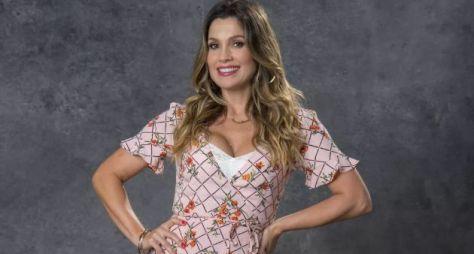 Flávia Alessandra volta às novelas com personagem aspirante a celebridade