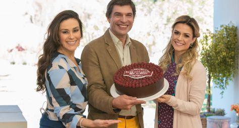 """Confeiteiros recriam torta símbolo do """"Bake Off Brasil"""" neste sábado"""