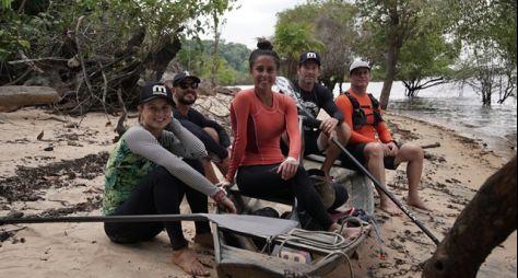 Expedição Brasil: Clayton Conservani e Carol Barcellos em novo quadro do EE