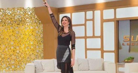 Em gravação antecipada, Luciana Gimenez festeja vitória de Jair Bolsonaro