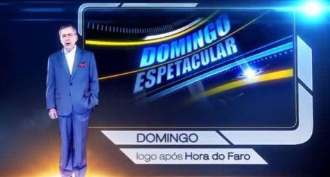 Record TV: Domingo Espetacular faz cobertura das eleições