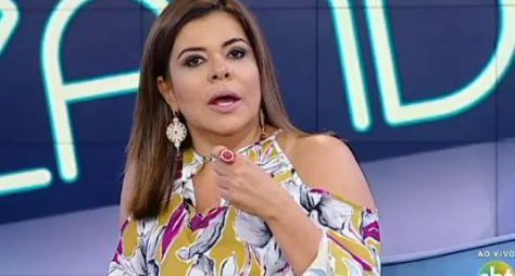 Sem projeto no SBT, Mara Maravilha seguirá como jurada de programas