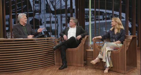 Conversa com Bial: Fábio Assunção e Mel Lisboa estão no programa