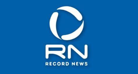 Record News atinge 4,4 milhões de telespectadores e alcança o 5º lugar