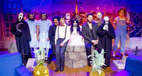 The Noite faz especial de halloween nesta quarta-feira (31)