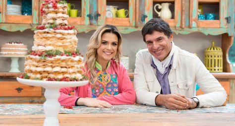 """""""Bake Off Brasil"""" traz desafios com massa folhada e cubos de capuccino"""