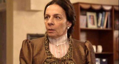 Rosi Campos segue afastada das gravações de O Tempo Não Parra