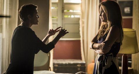 Segundo Sol: Karola enfrenta Laureta após descobrir que ela é sua mãe