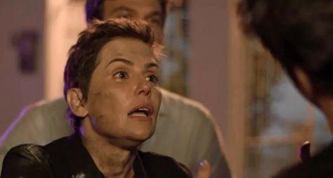 Segundo Sol: Karola se alia a Beto e diz que vai colaborar com a polícia