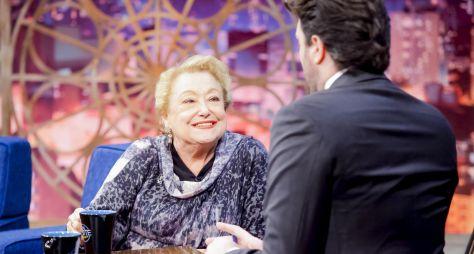 Suely Franco é a convidada do The Noite nesta quinta-feira