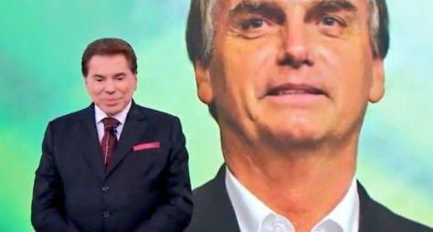 Silvio Santos propõe parceria para ajudar o Criança Esperança, da Globo