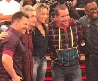 Eduardo Costa será aposta de programas da Globo