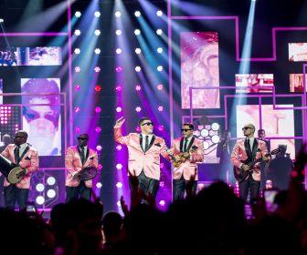"""""""Música na Band"""" exibe show do cantor Ferrugem"""