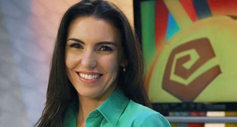 Glenda Kozlowski deixa TV aberta para apresentar esportivo no SporTV