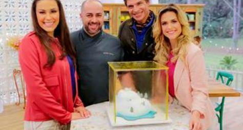 """Bake Off Brasil"" traz desafios dos bolos 'Gravidade' e 'Glacial' neste sábado"