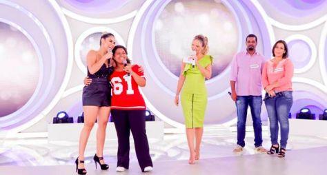 Lexa ajuda a realizar sonho de fã no programa Eliana neste domingo (18)