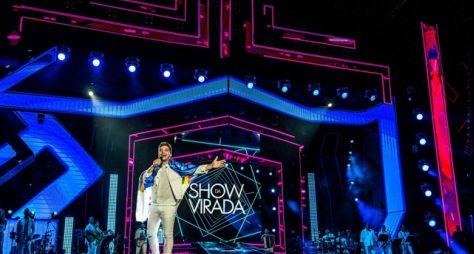 """TV Globo grava """"Show da Virada"""" em Recife"""