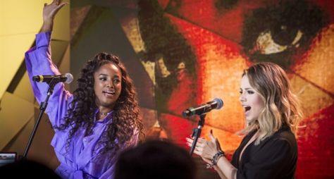Fantástico: Musical reúne Sandy e Iza