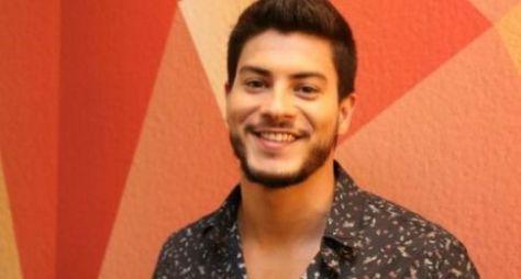 Arthur Aguiar grava participação especial em Malhação: Vidas Brasileiras