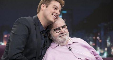 Fábio Porchat e Jô Soares em nova entrevista na TV aberta