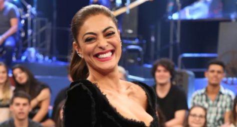 """Juliana Paes comenta sobre sua personagem em """"Dias Felizes"""""""