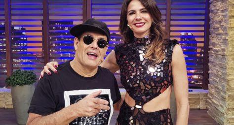 Sérgio Mallandro é o convidado do Luciana By Night desta terça (27)