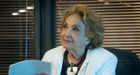 Eva Wilma participará dos últimos capítulos de O Tempo Não Para
