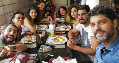Oficial: ex-BBB Kaysar Dadour fará sua estreia como ator na TV Globo