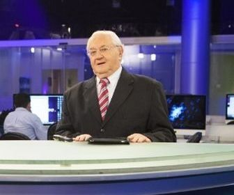 Boris Casoy pode comandar talk-show na RedeTV