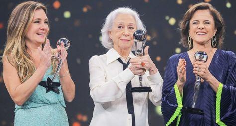 Os vencedores do Troféu Domingão - Melhores do Ano da Globo