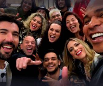 Record TV reúne ex-participantes em festa de A Fazenda 10