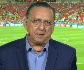 TV Globo renova contrato de Galvão Bueno até a Copa do Mundo do Qatar