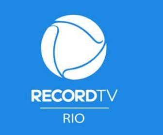 Record TV Rio mantém vice-liderança em todas as faixas