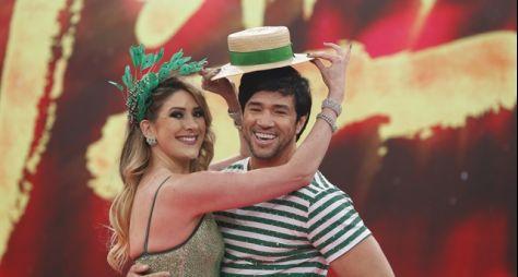 Dani Calabresa, Erika Januza e Leo Jaime disputam a final do 'Dança dos Famosos'