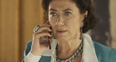 O Sétimo Guardião: Valentina ameaçará o próprio filho de morte