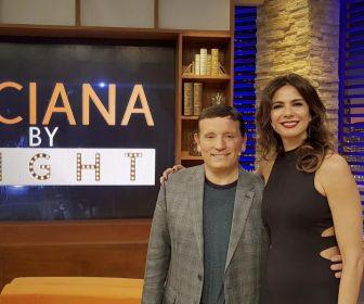 Luciana Gimenez recebe RobertoCabrinino 'LucianaByNight' desta terça (18)