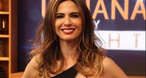 RedeTV!: Contrato de Luciana Gimenez vence em março