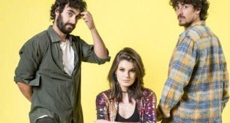 """Conheça o trio de protagonistas de """"Verão 90"""""""