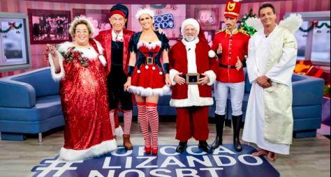 O Fofocalizando especial de Natal nesta terça-feira (25)