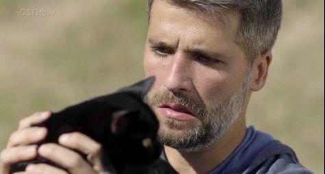 Gato Léon será atropelado por Sampaio, mas será salvo pela Fonte