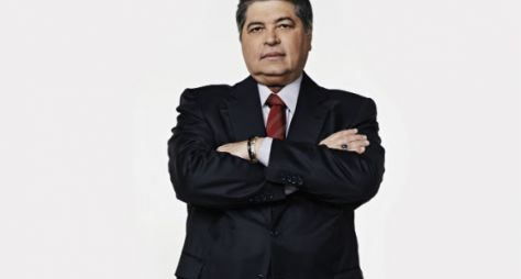 Datena comanda cobertura da posse de Bolsonaro