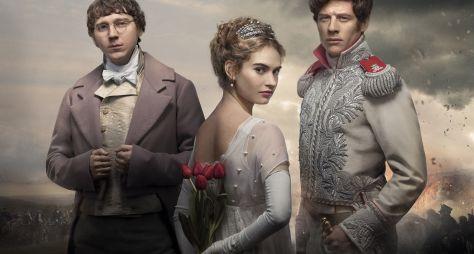 TV Brasil exibe maratona da série britânica Guerra e Paz