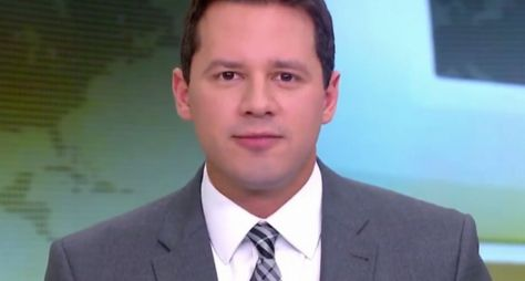 Dony de Nuccio será o substituto de Alexandre Garcia no JN