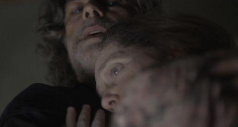 O Sétimo Guardião: Neide é a mulher que foi castigada após dormir com León