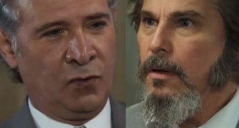 O Tempo não Para: Duelo entre Sabino e Livaldo será inspirado em filme